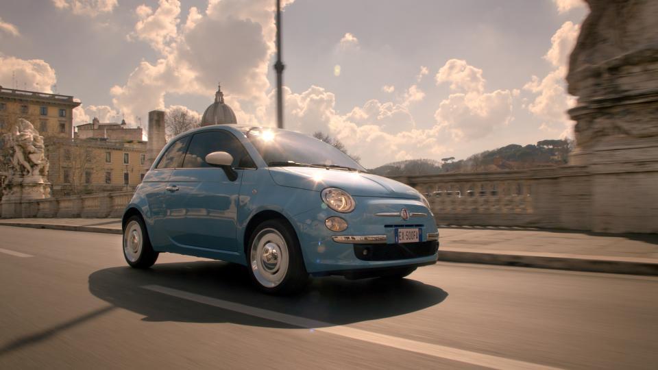 Fiat 500 Vintage '57 on air in Italia il nuovo spot dedicato alla serie speciale 3