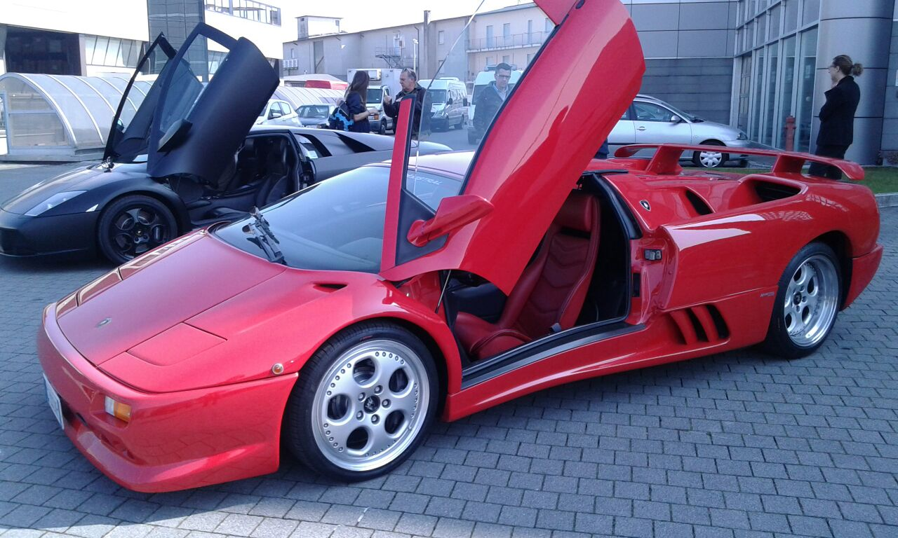 Lamborghini Diablo VT Roadster 1998