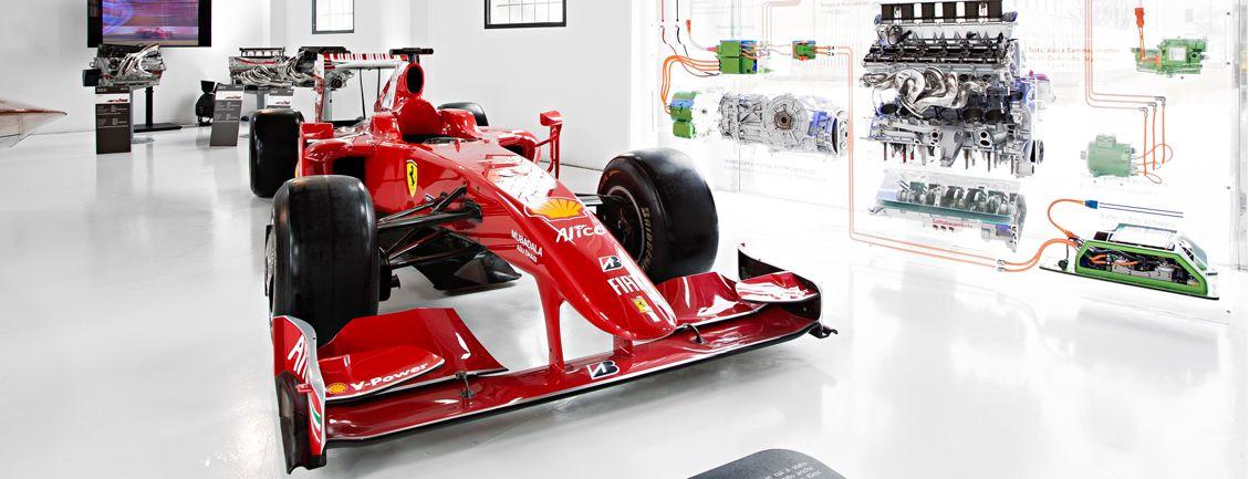 MEF 2015 il Museo dei Motori