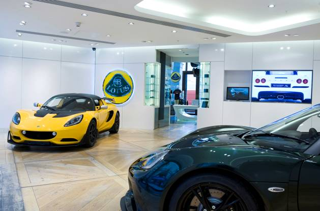 Lotus Piccadilly 1