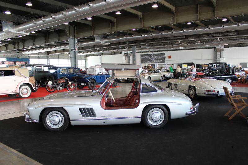 Oggi al via Verona Legend Cars nella città scaligera le auto uniche al mondo