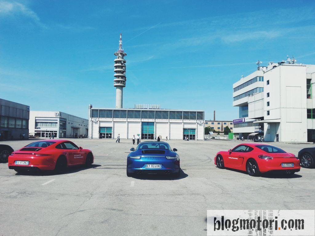 Porsche Track Precision: l'App da non perdere se guidi una Porsche GT