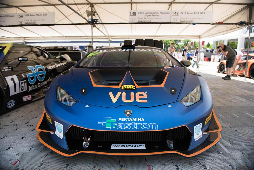 Le auto più belle del Goodwood Festival of Speed 2015 [Gallery]