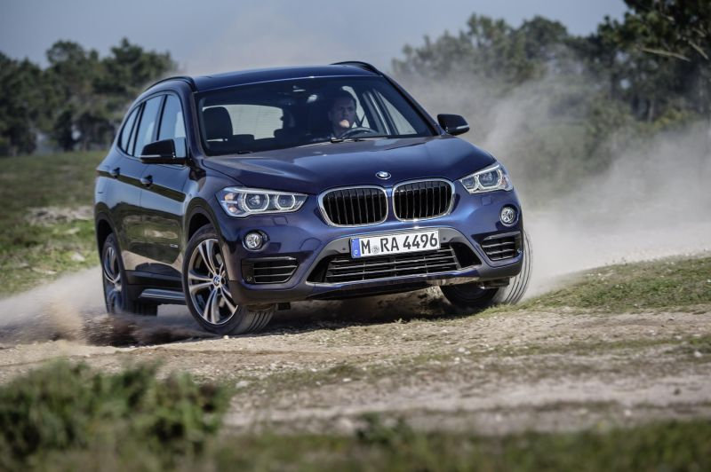 Ecco la nuova BMW X1