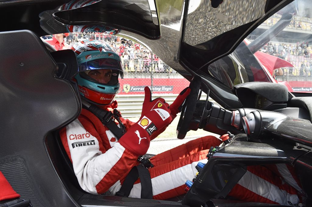 Ferrari FXX K: le prestazione estreme in un video