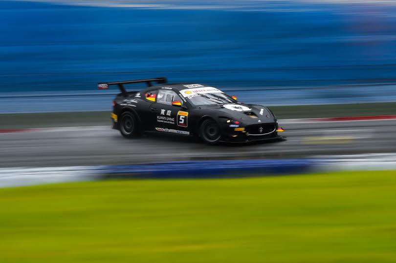 Nasce il Trofeo Maserati North America