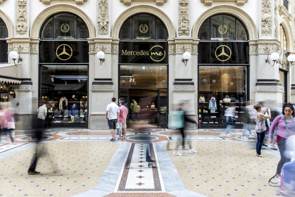 Mercedes-Benz Club il profumo della Stella