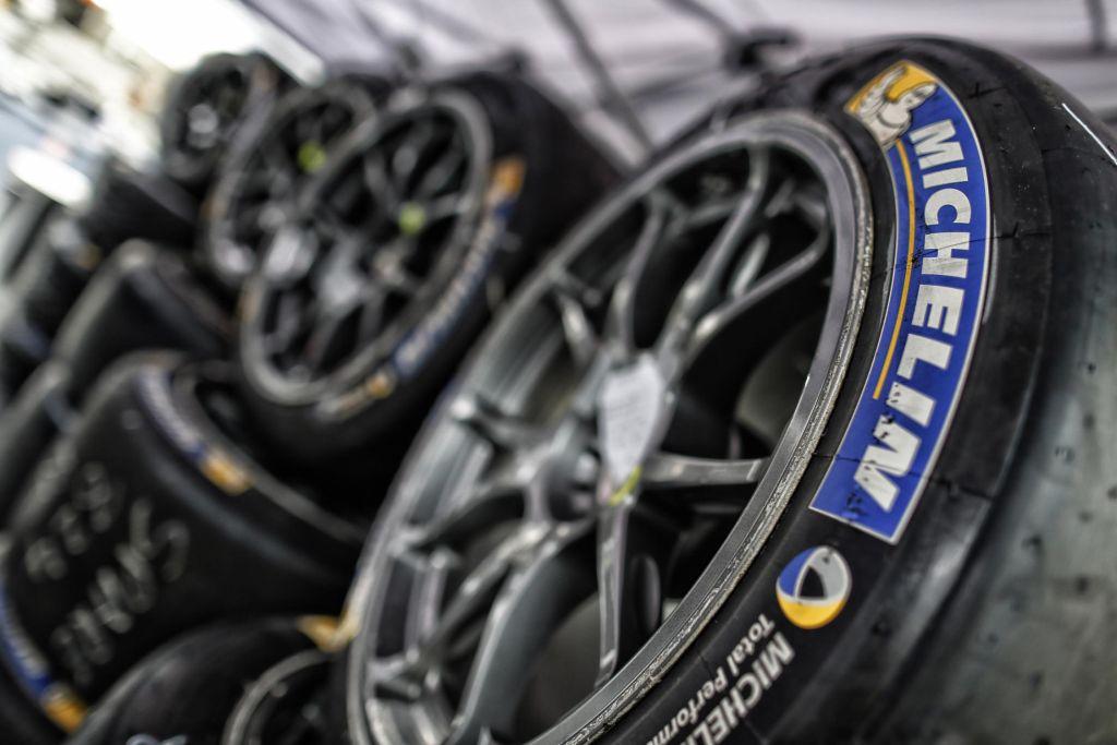 Michelin i nuovi pneumatici per la 24 Ore di Le Mans 2015