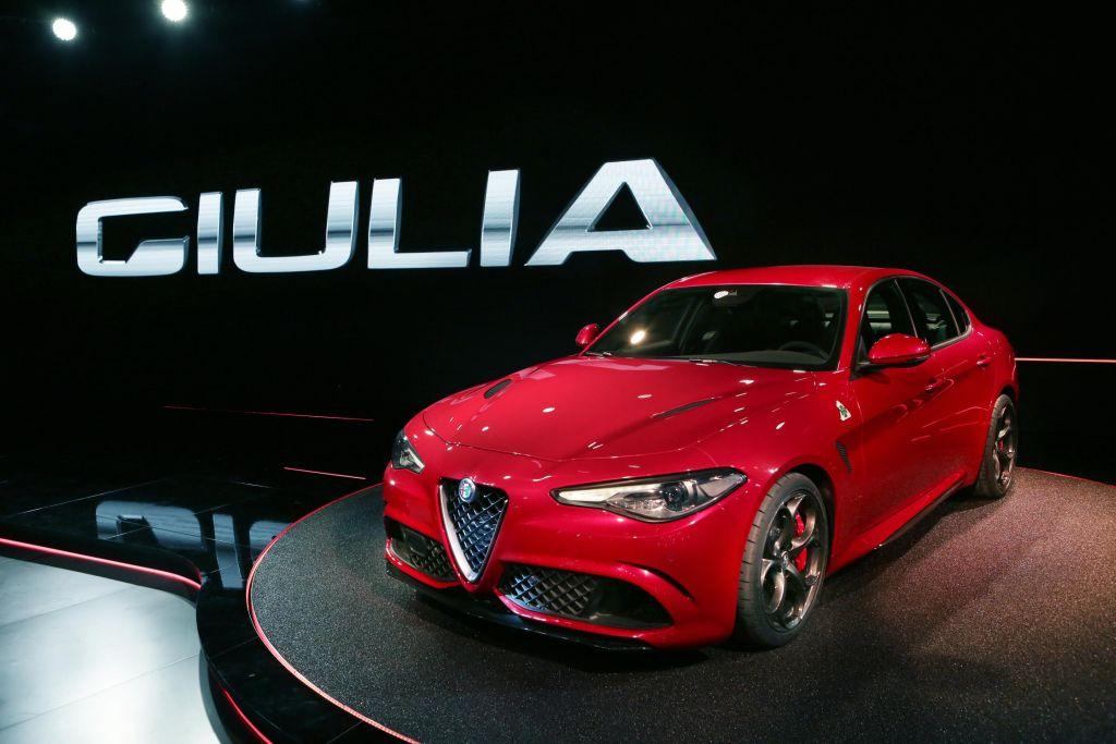 Alfa Romeo Giulia: le immagini ufficiali