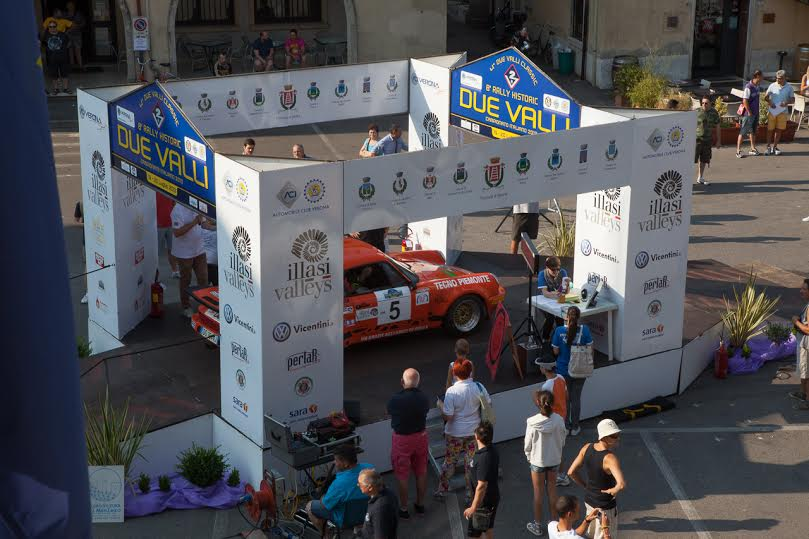 10° Rally Due Valli Historic e 5° Rally Due Valli Classic: ecco i concorrenti