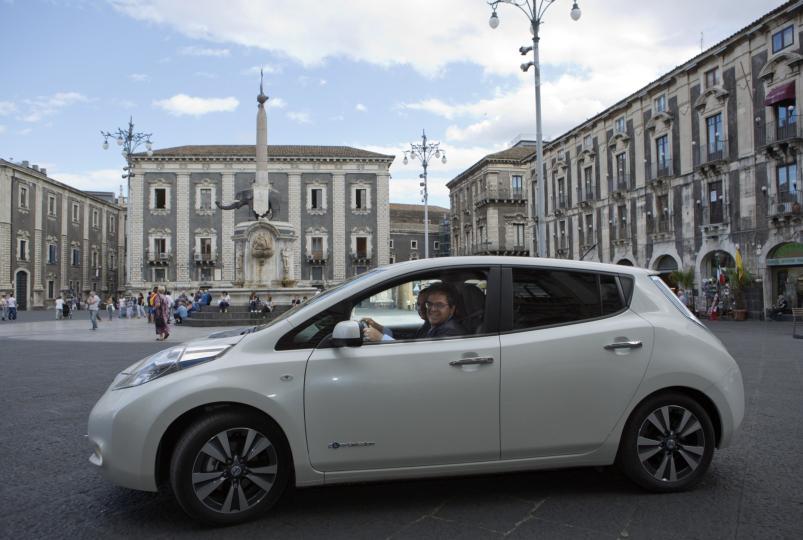 Nissan sostiene la Carta di Catania