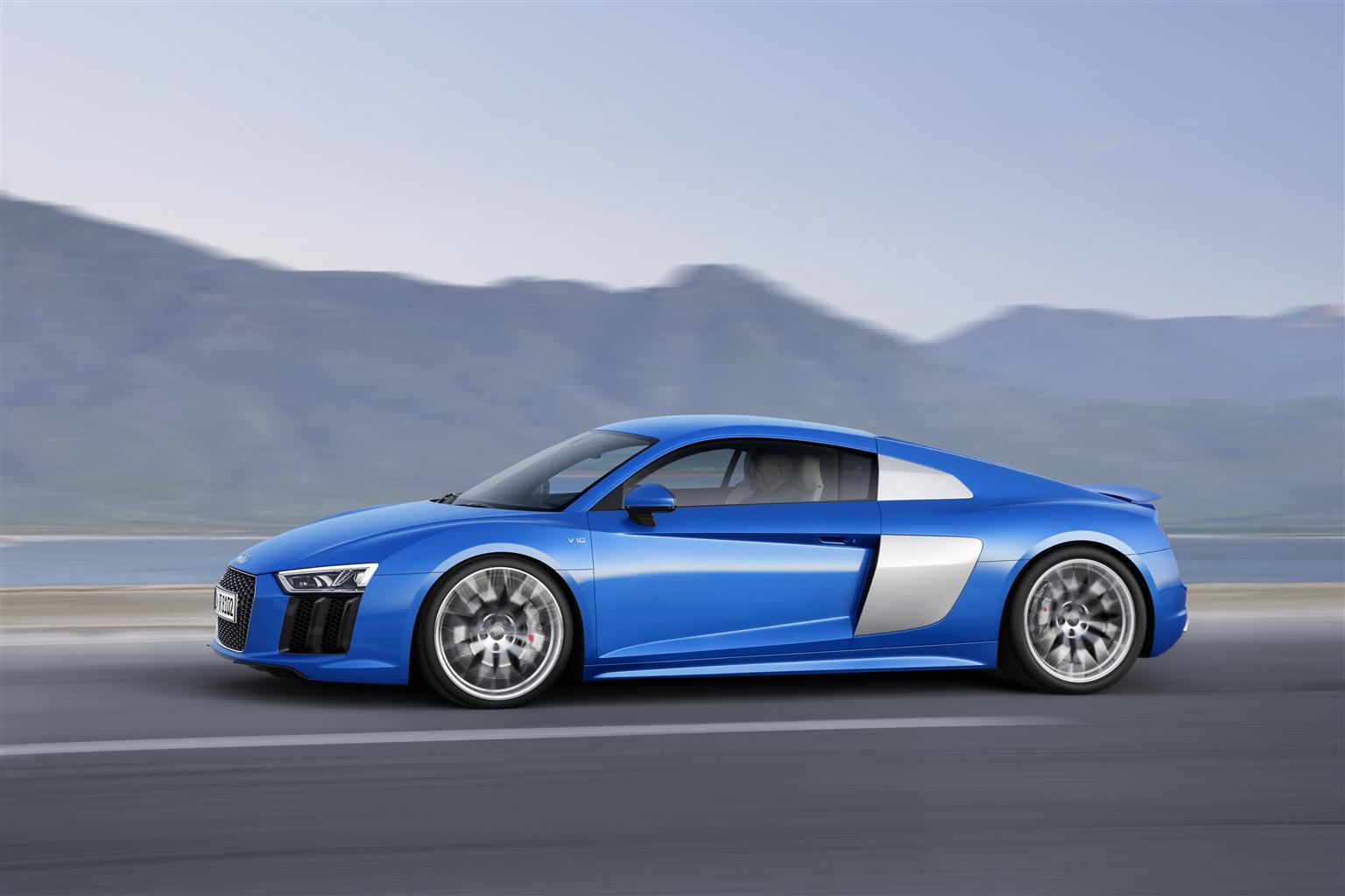 Nuova Audi R8 Coupé competitor, prezzo e prestazioni 3