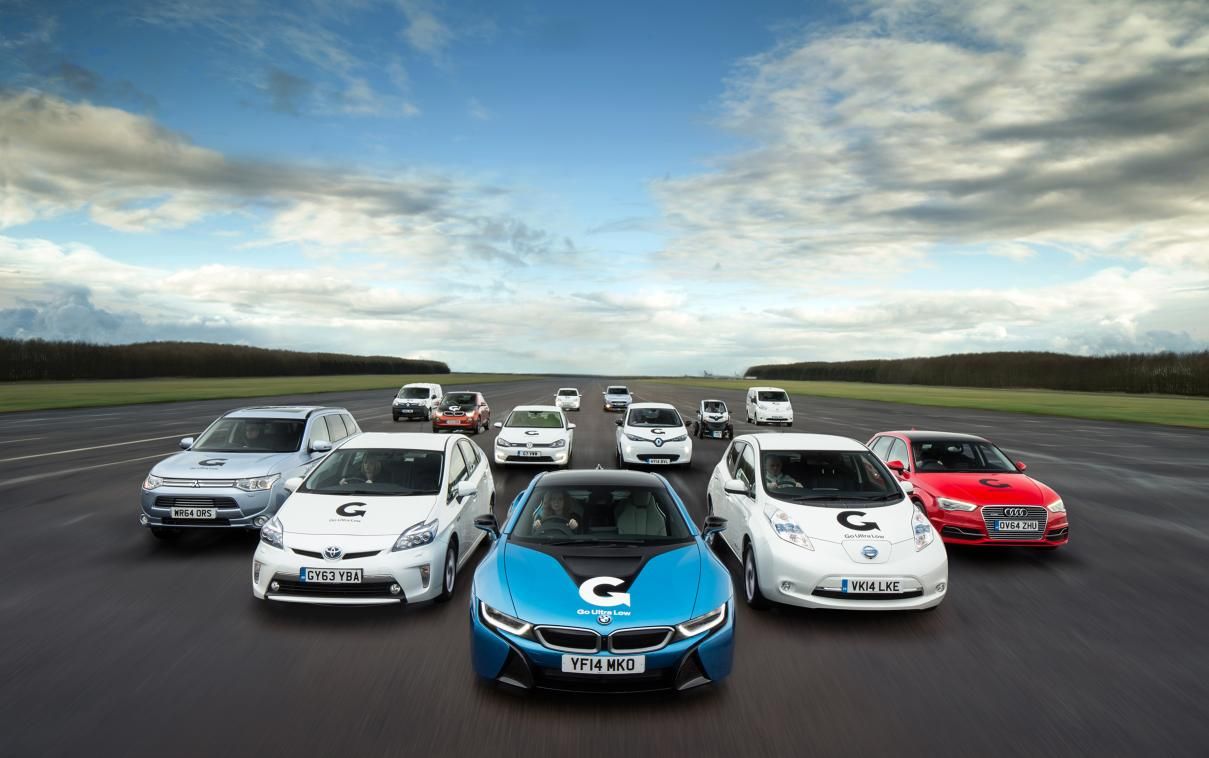 UK: 67% of drivers would consider a plug-in vehicle as their next car