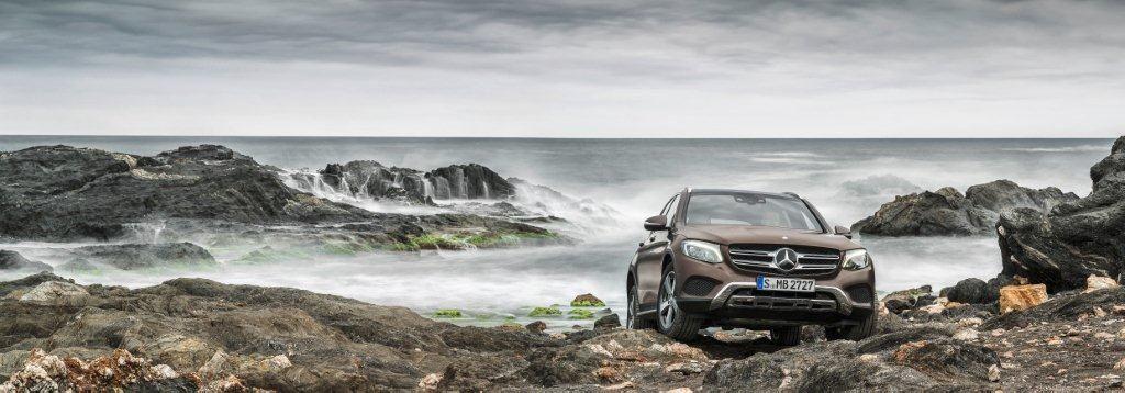 Bridgestone primo equipaggiamento della nuova Mercedes-Benz GLC