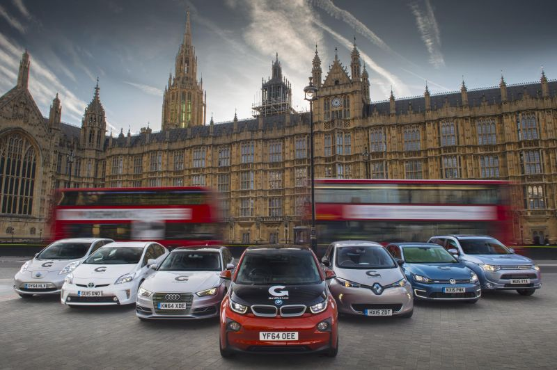 UK: Plug-in Car Grant extended to encourage more electric motoring