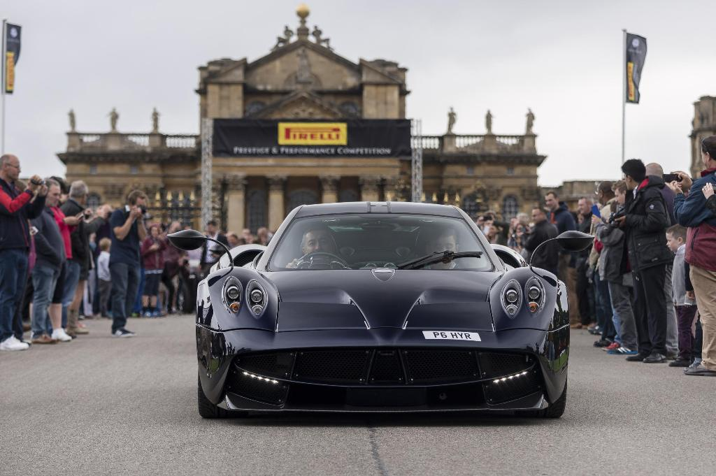 Salon Privé at Blenheim Palace: Live Photo Gallery