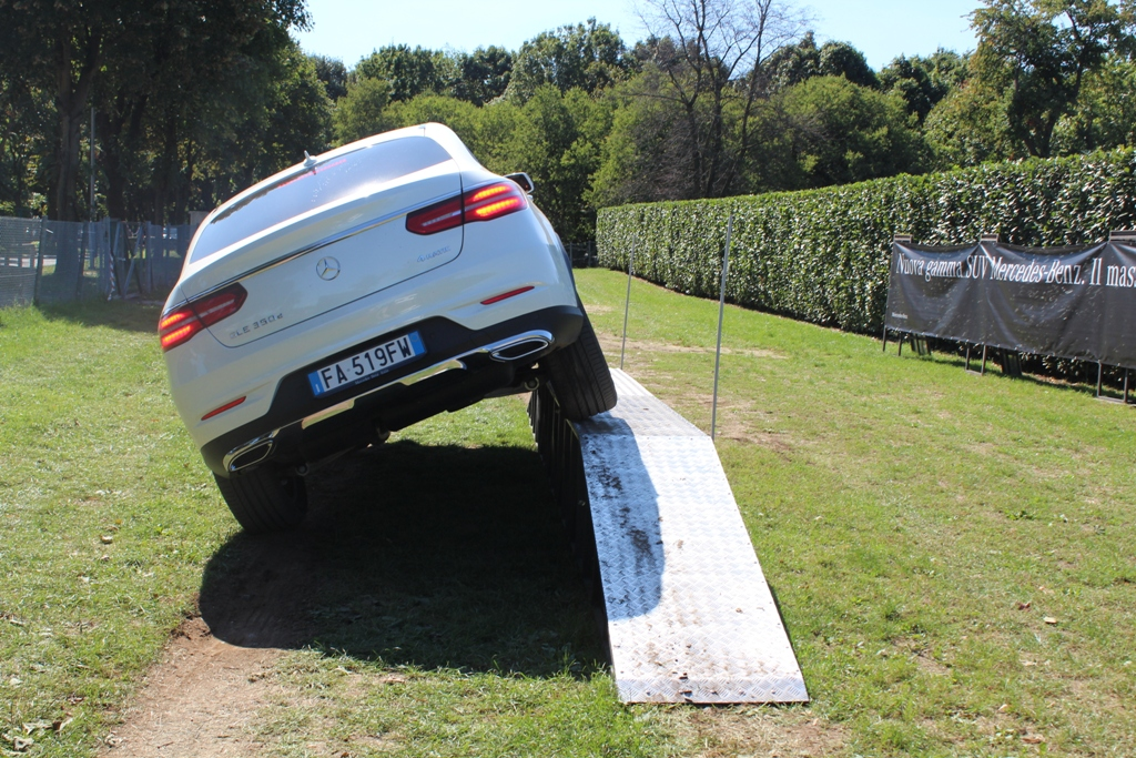 Nuova Gamma SUV Mercedes-Benz: esclusivi test-drive in concessionaria
