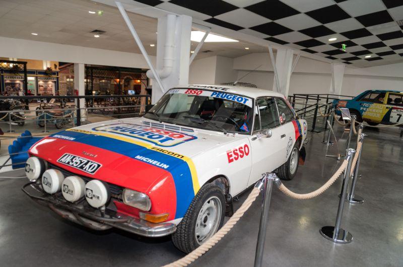 La leggenda della Parigi Dakar ad Auto e Moto d'Epoca con il Club Peugeot