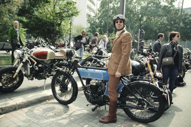 The Distinguished Gentleman's Ride, una vera e propria ride benefica da non perdere