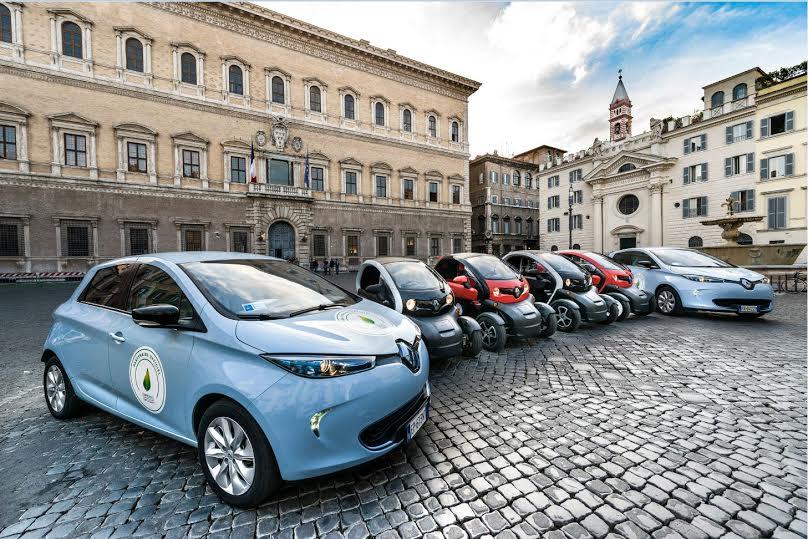 """""""Capire per agire"""": Renault Italia e l'Ambasciata di Francia proseguono il percorso verso la COP21"""
