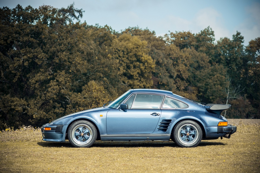 Silverstone Auctions: Porsche 'Flatnose' goes under the hammer in the Porsche sale