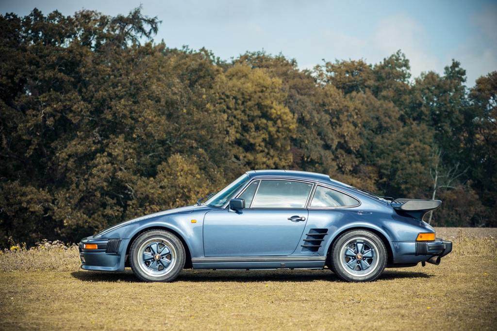 Silverstone Auctions: Porsche 'Flatnose' goes under the hammer in the Porsche sale