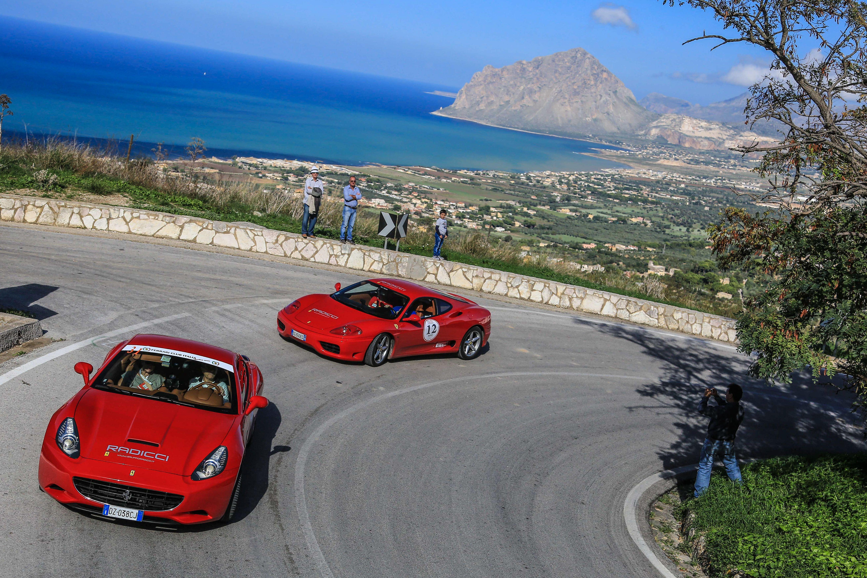 Ferrari Tribute to Targa Florio 2015: fascino senza tempo