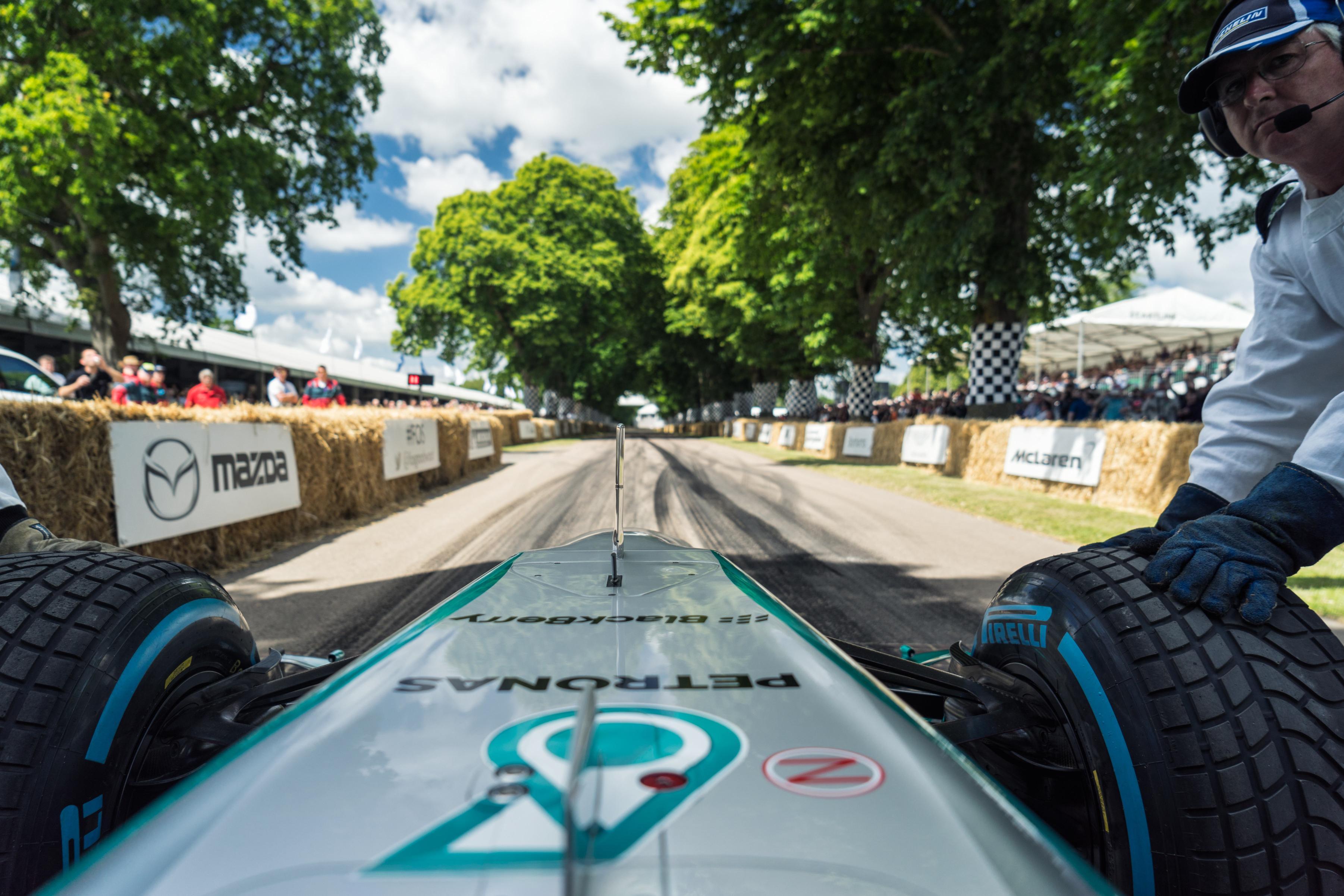 Il Team di F1 MERCEDES AMG PETRONAS vince il Campionato Mondiale Costruttori  2015