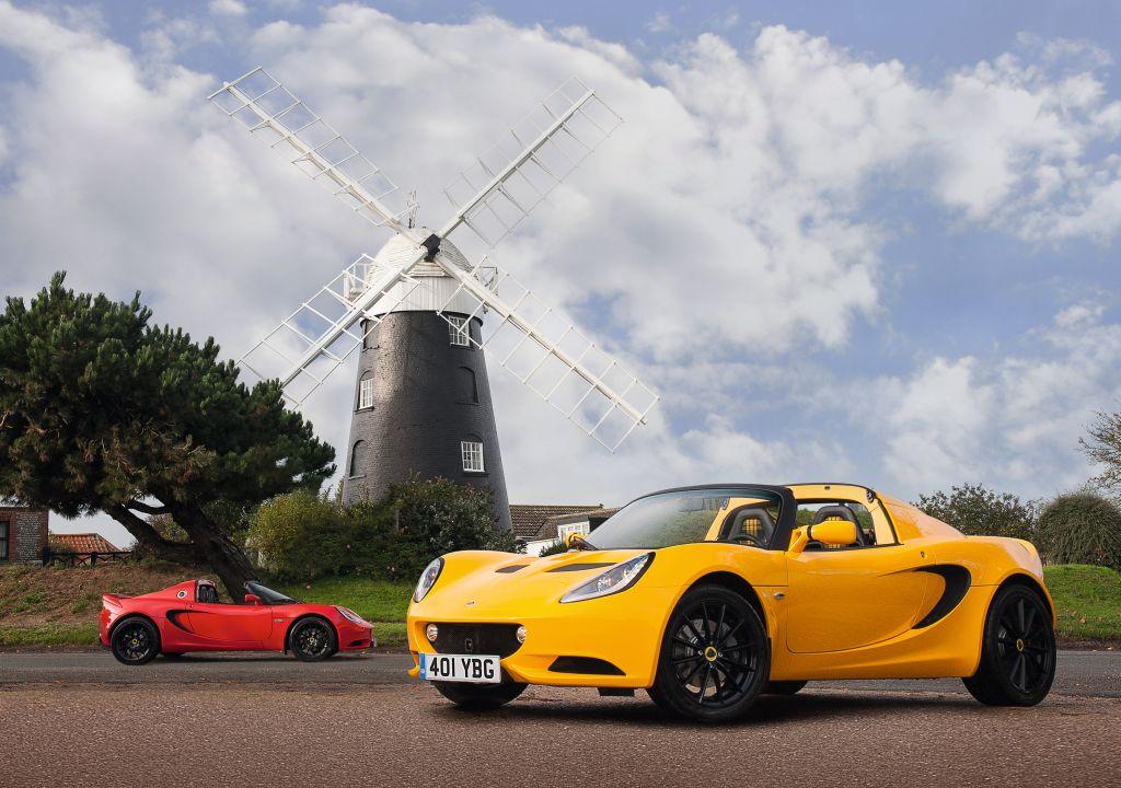 Lotus Elise Sport e Sport 220: per i puristi della guida sportiva