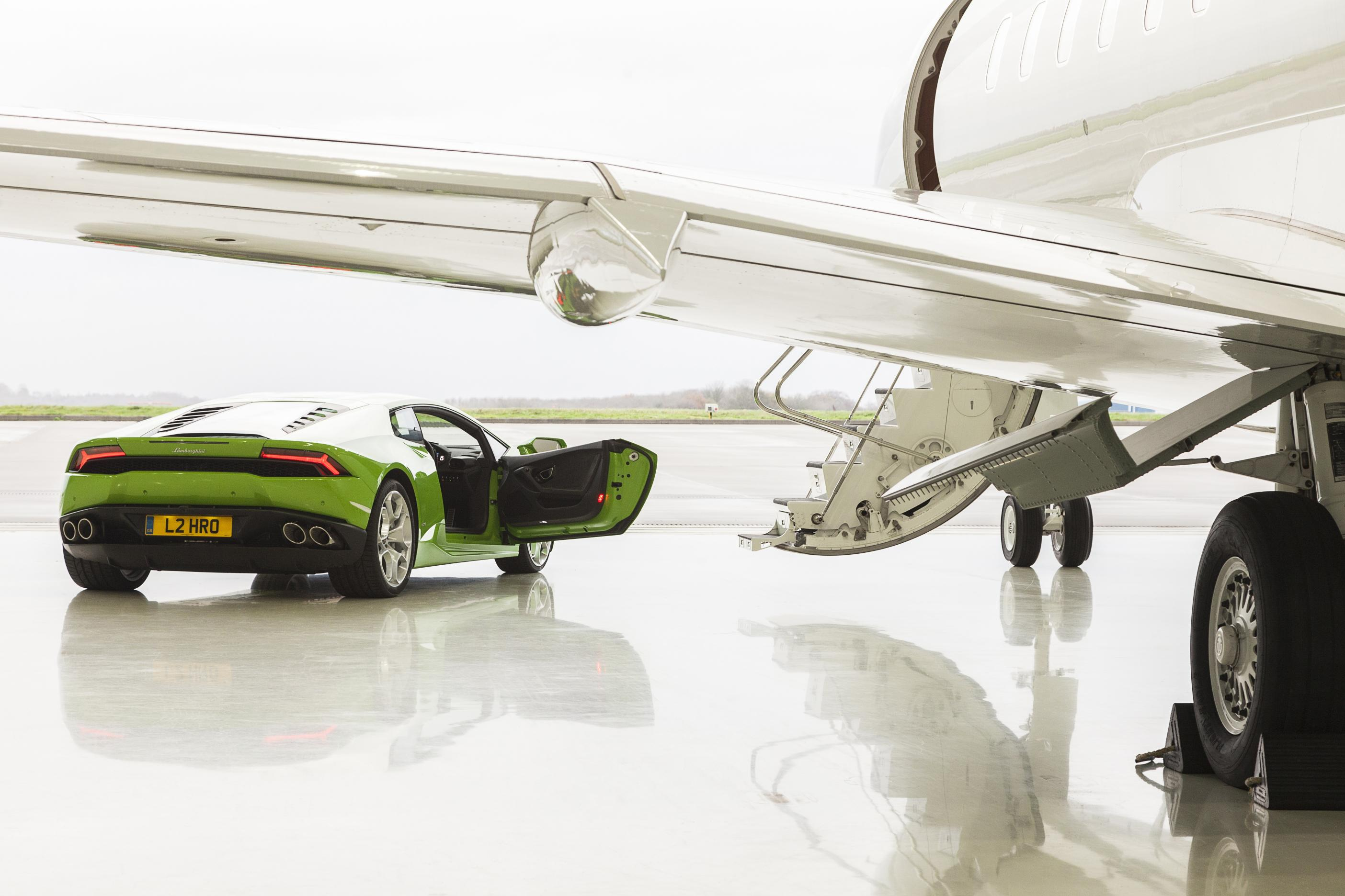 H.R. Owen launches luxury hire division – Lamborghini Huracan