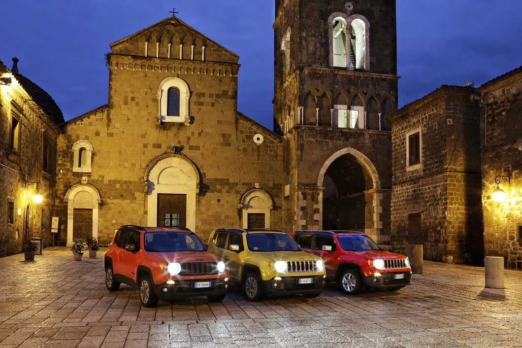 SCARICARE JEEP RENEGADE CHIAVE