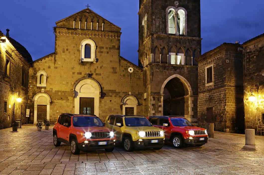 Lo stabilimento di Melfi è la chiave del successo della nuova Jeep Renegade