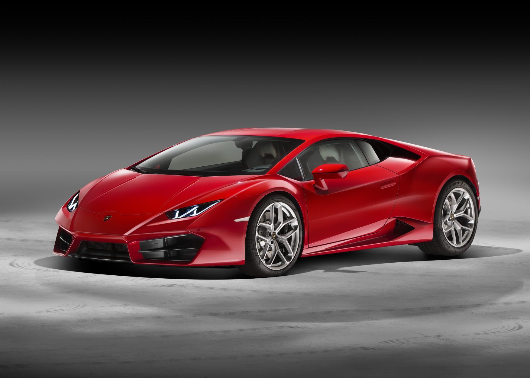 Lamborghini Huracán LP 580-2 a trazione posteriore: puro piacere di guida