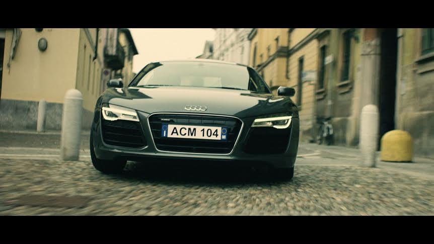 Ac Milan e Toyo Tires- sfida per le strade di Milano con Audi, on-line il nuovo video 1