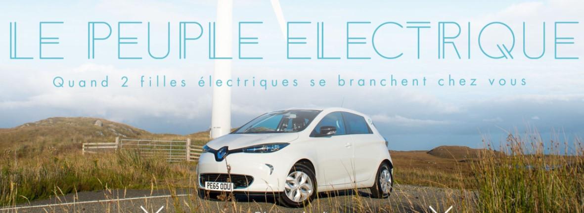 Renault svela un documentario inedito: Il Popolo Elettrico