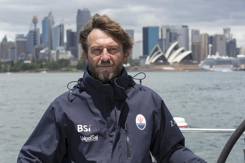 Maserati e Giovanni Soldini pronti per la Rolex Sydney-Hobart Yacht Race 3