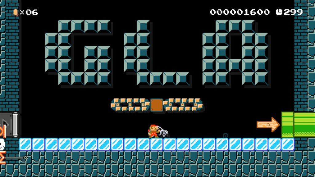 Nintendo 'Super Mario Maker' e 'Mercedes-Benz Jump'n'Drive'