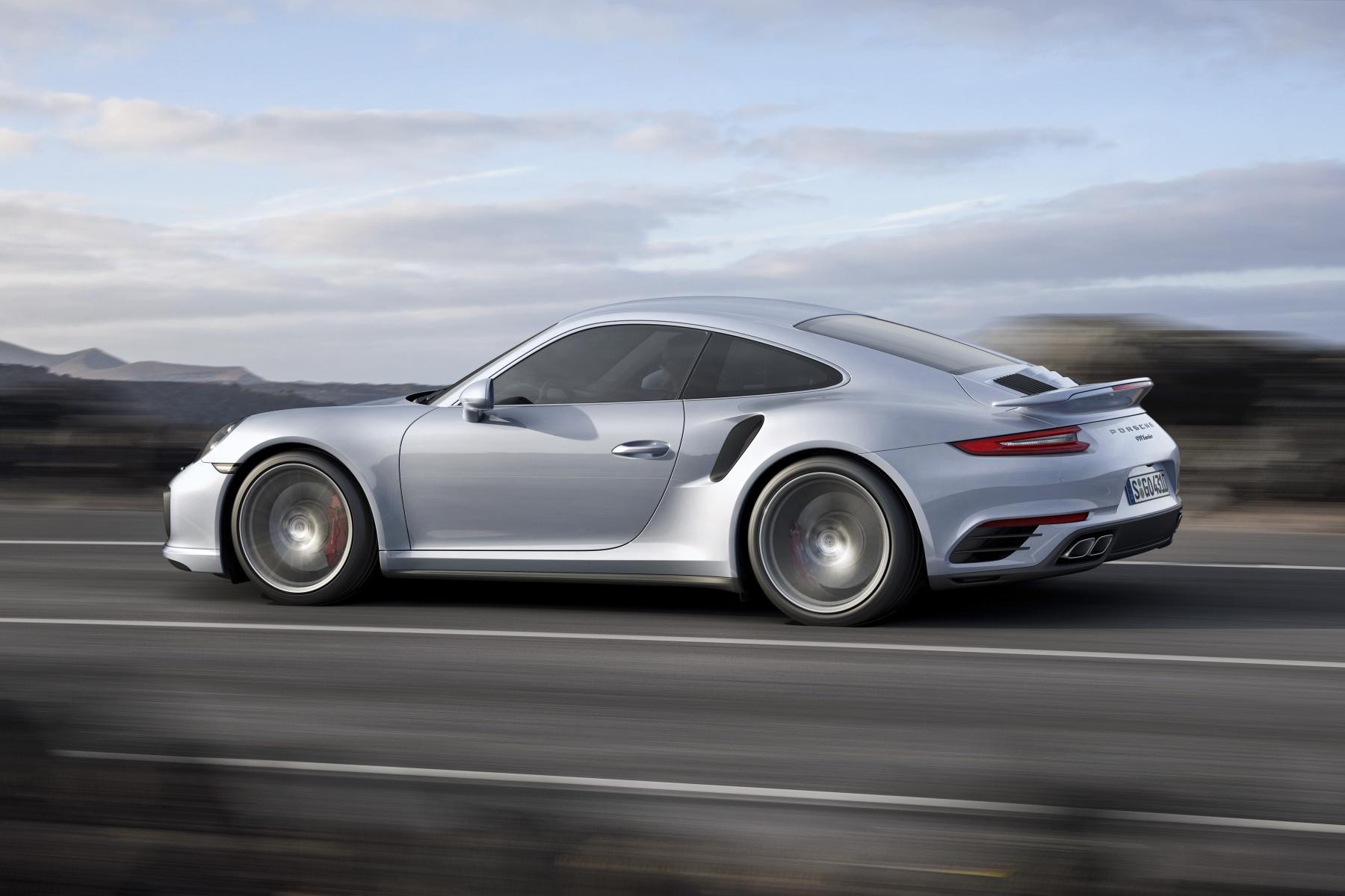 Nuova Porsche 911 Turbo e 911 Turbo S ecco i prezzi 1
