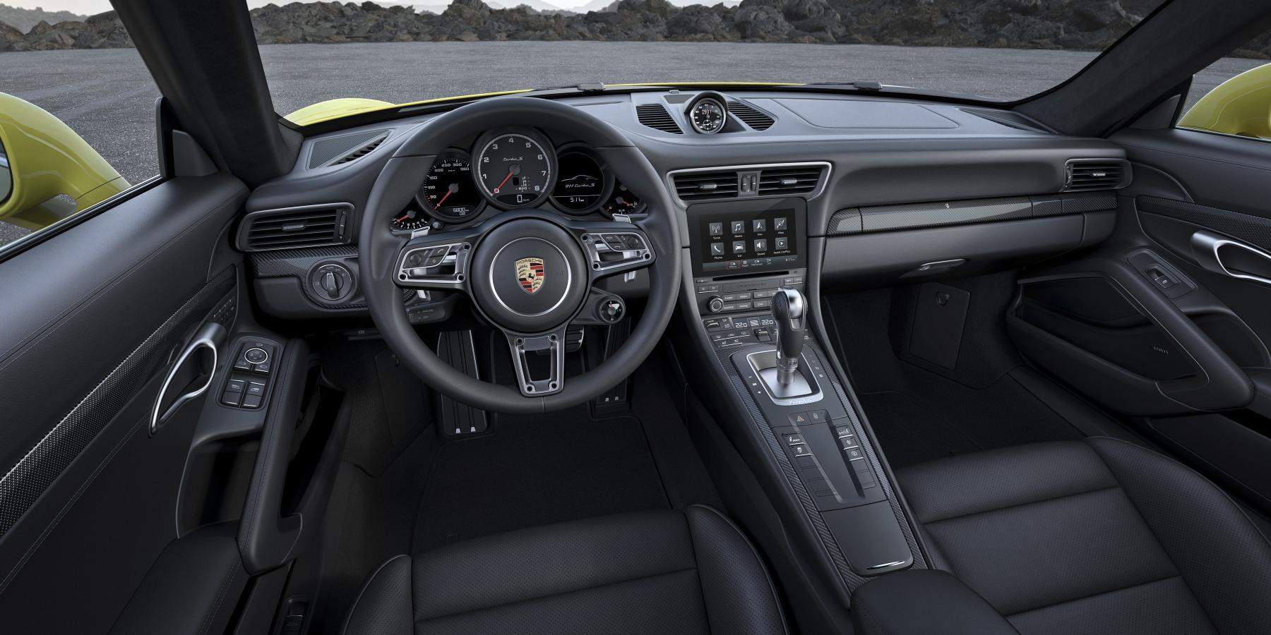 Nuova Porsche 911 Turbo e 911 Turbo S ecco i prezzi 10