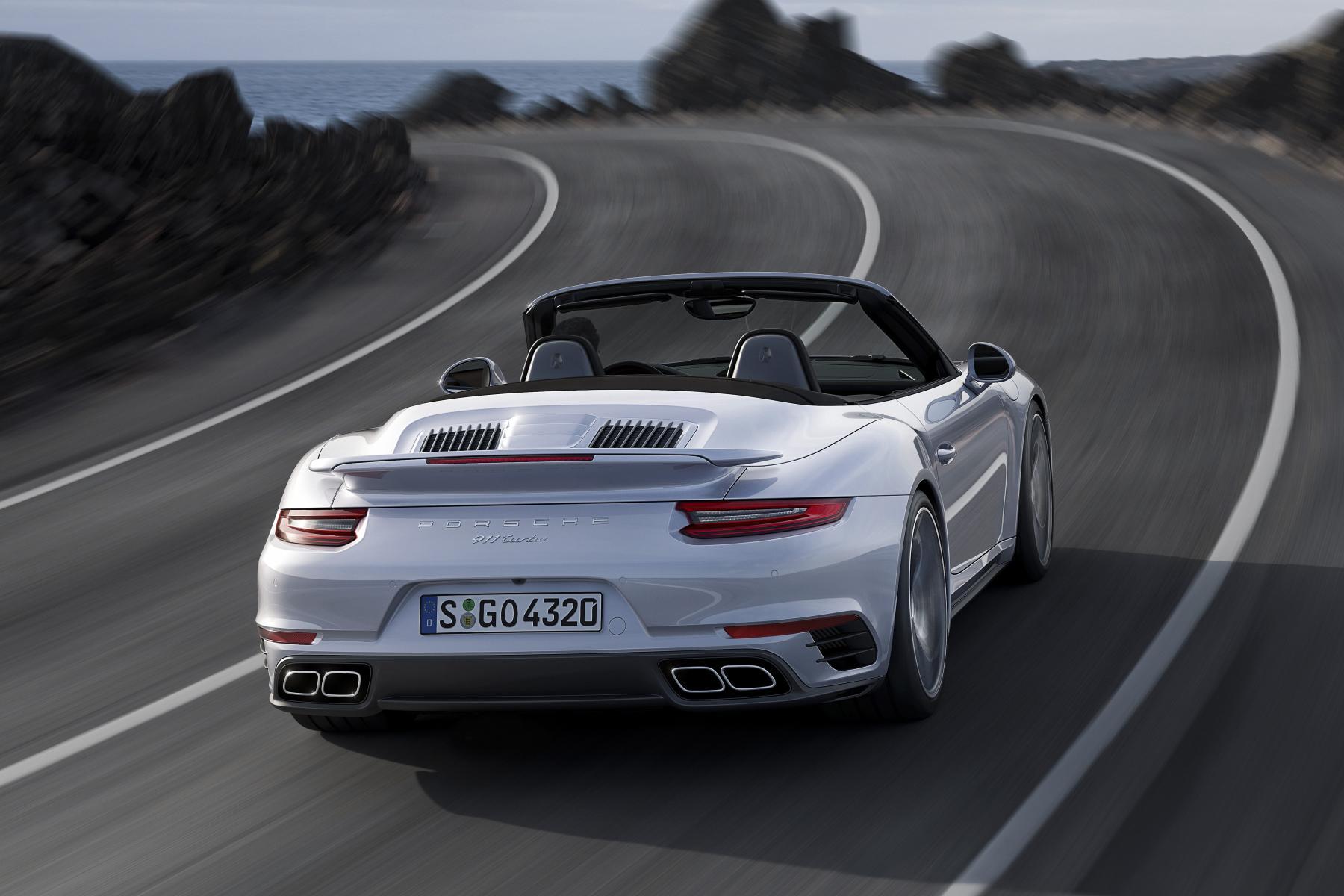 Nuova Porsche 911 Turbo e 911 Turbo S ecco i prezzi 2