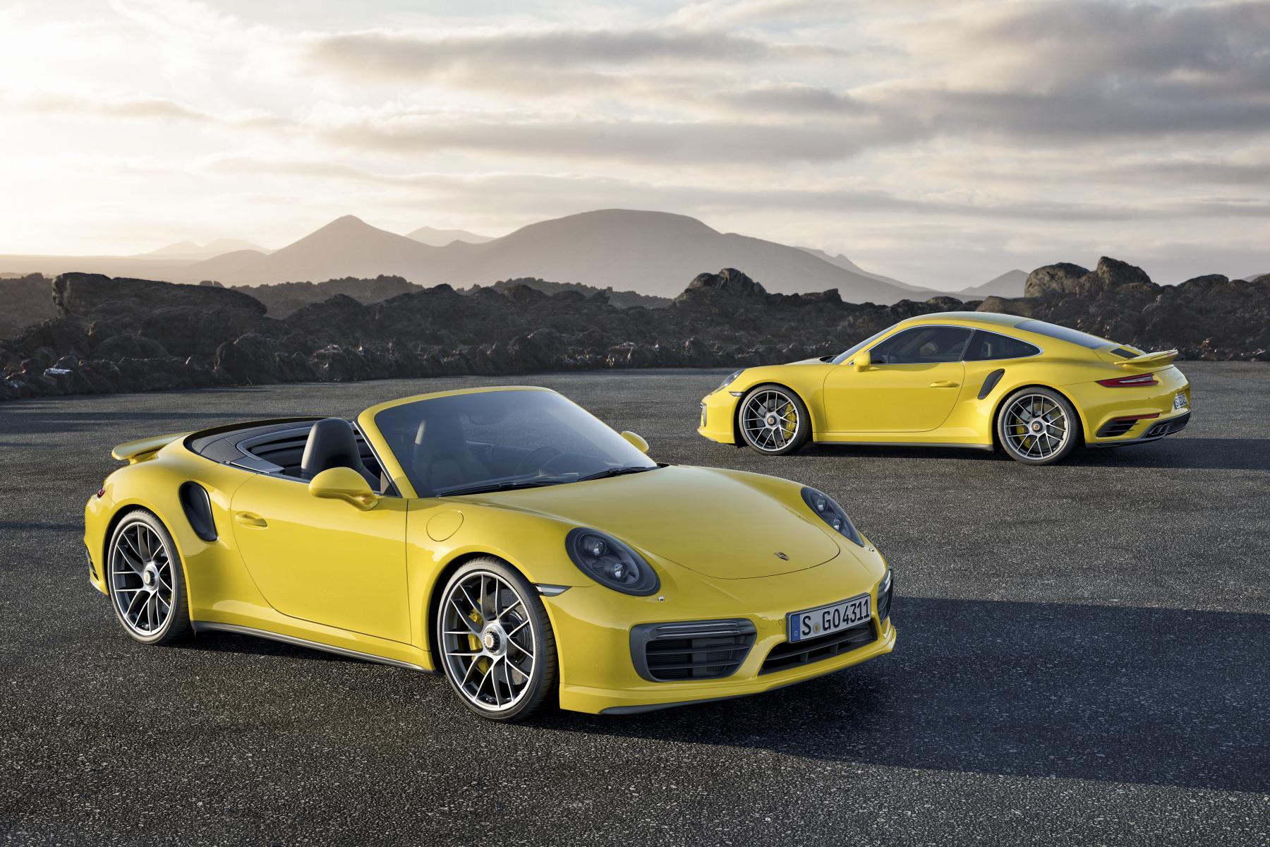 Nuova Porsche 911 Turbo e 911 Turbo S ecco i prezzi 4