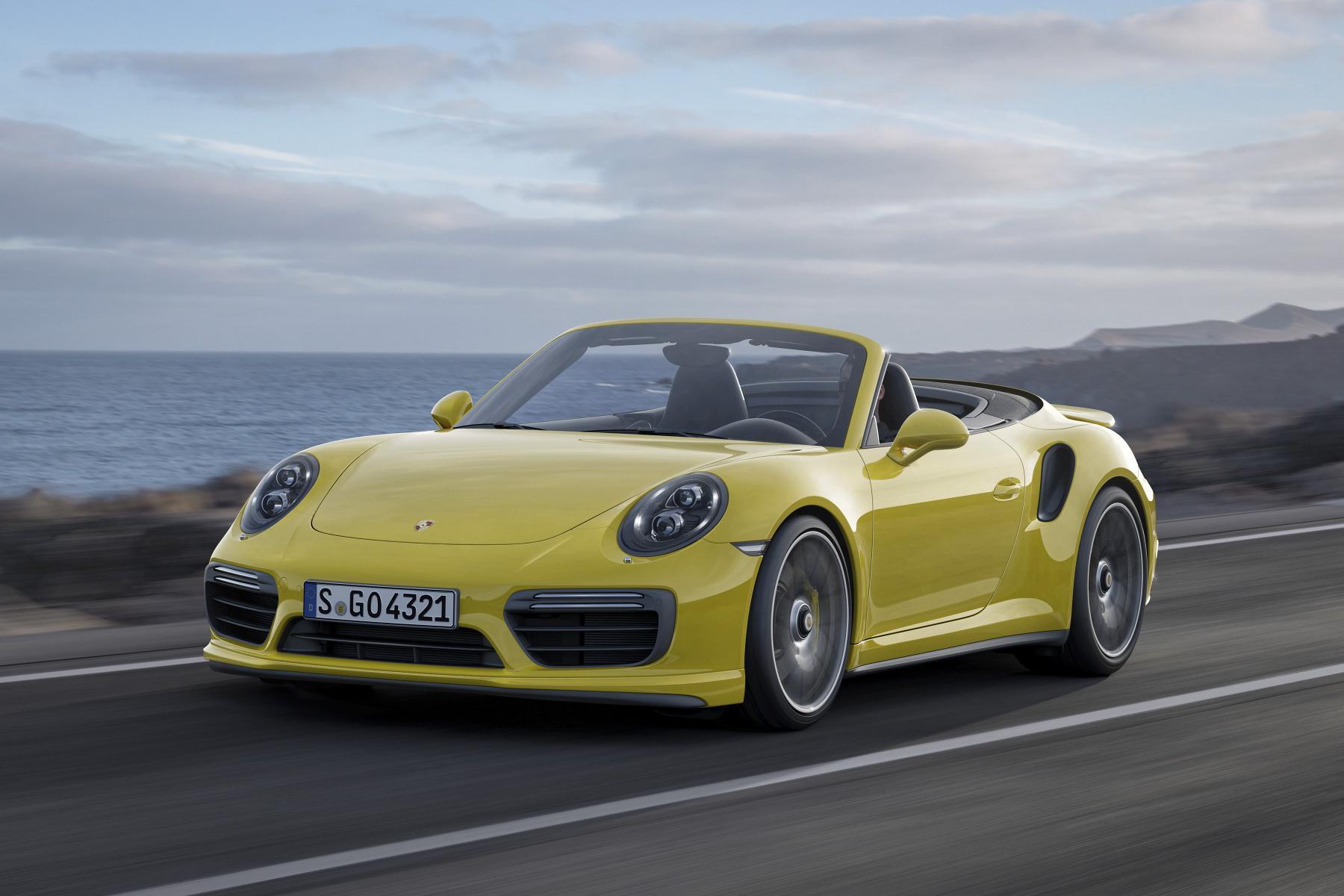 Nuova Porsche 911 Turbo e 911 Turbo S ecco i prezzi 5