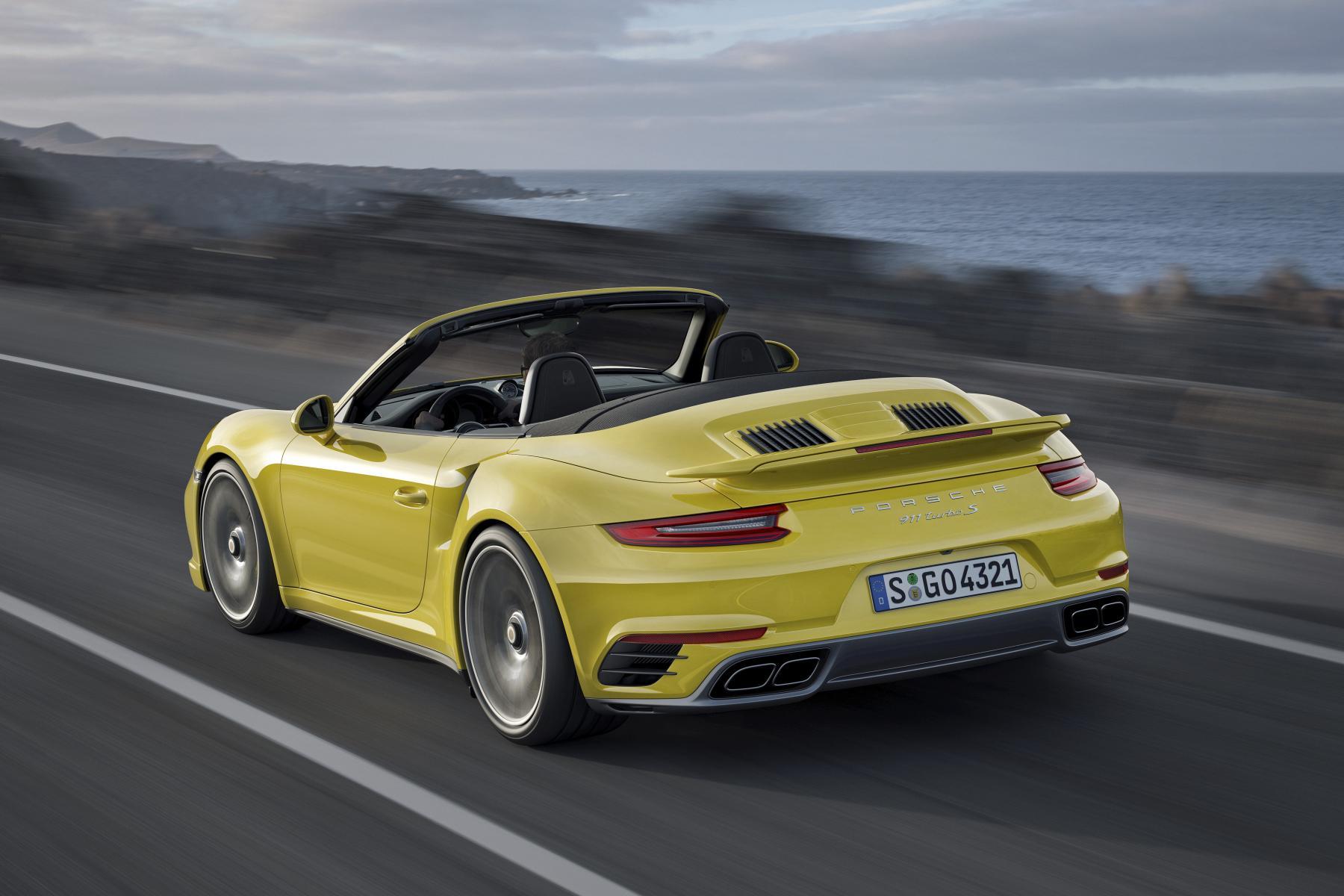 Nuova Porsche 911 Turbo e 911 Turbo S ecco i prezzi 6