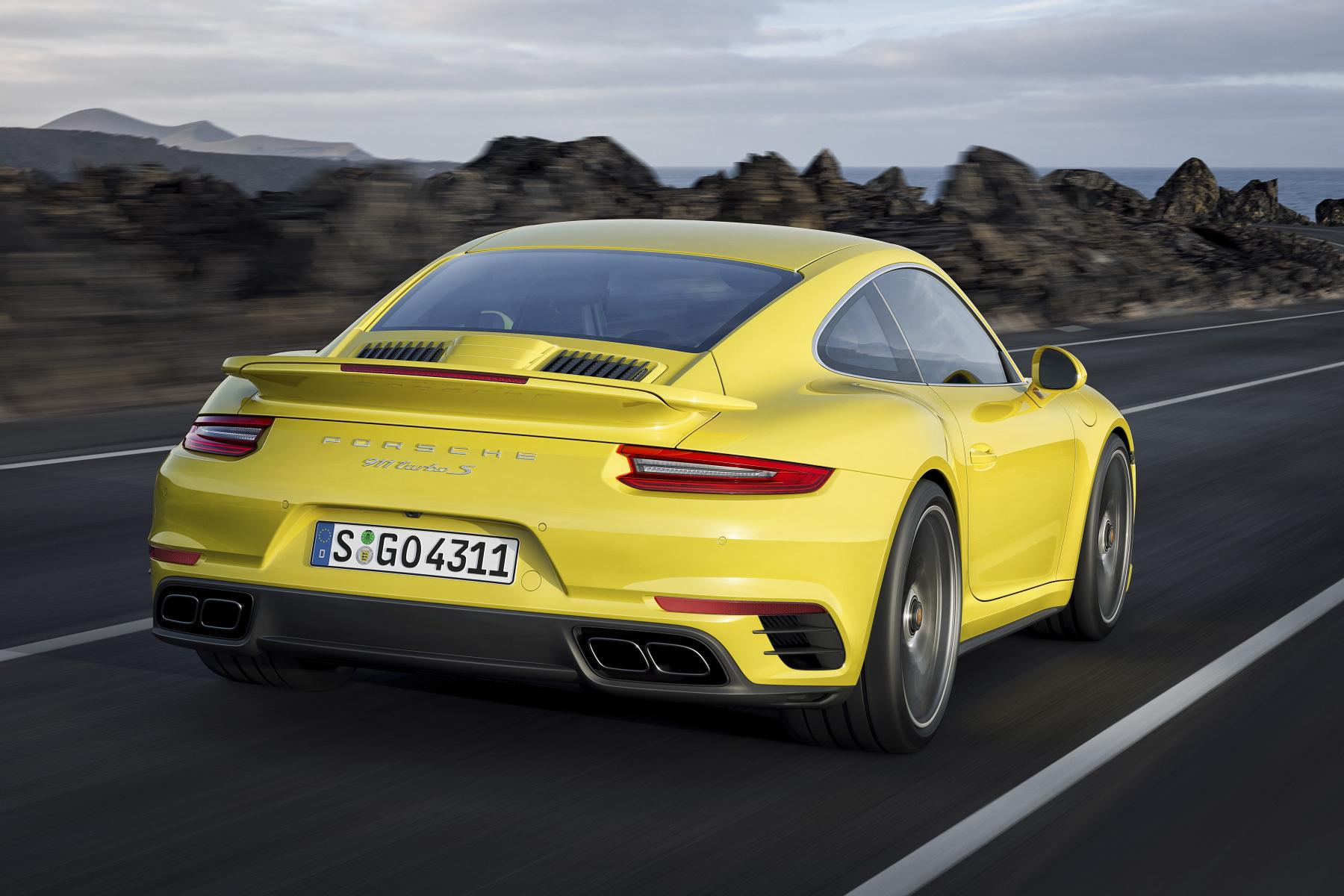 Nuova Porsche 911 Turbo e 911 Turbo S ecco i prezzi 8