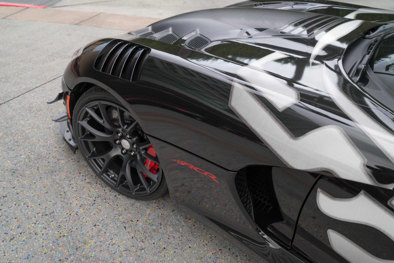 Dodge Viper, Charger SRT e Challenger SRT vestite da Star Wars