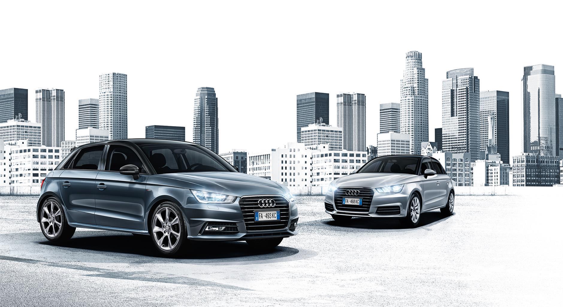 Audi A1 1.0 TFSI: nuova motorizzazione da 82 CV dedicata ai neopatentati