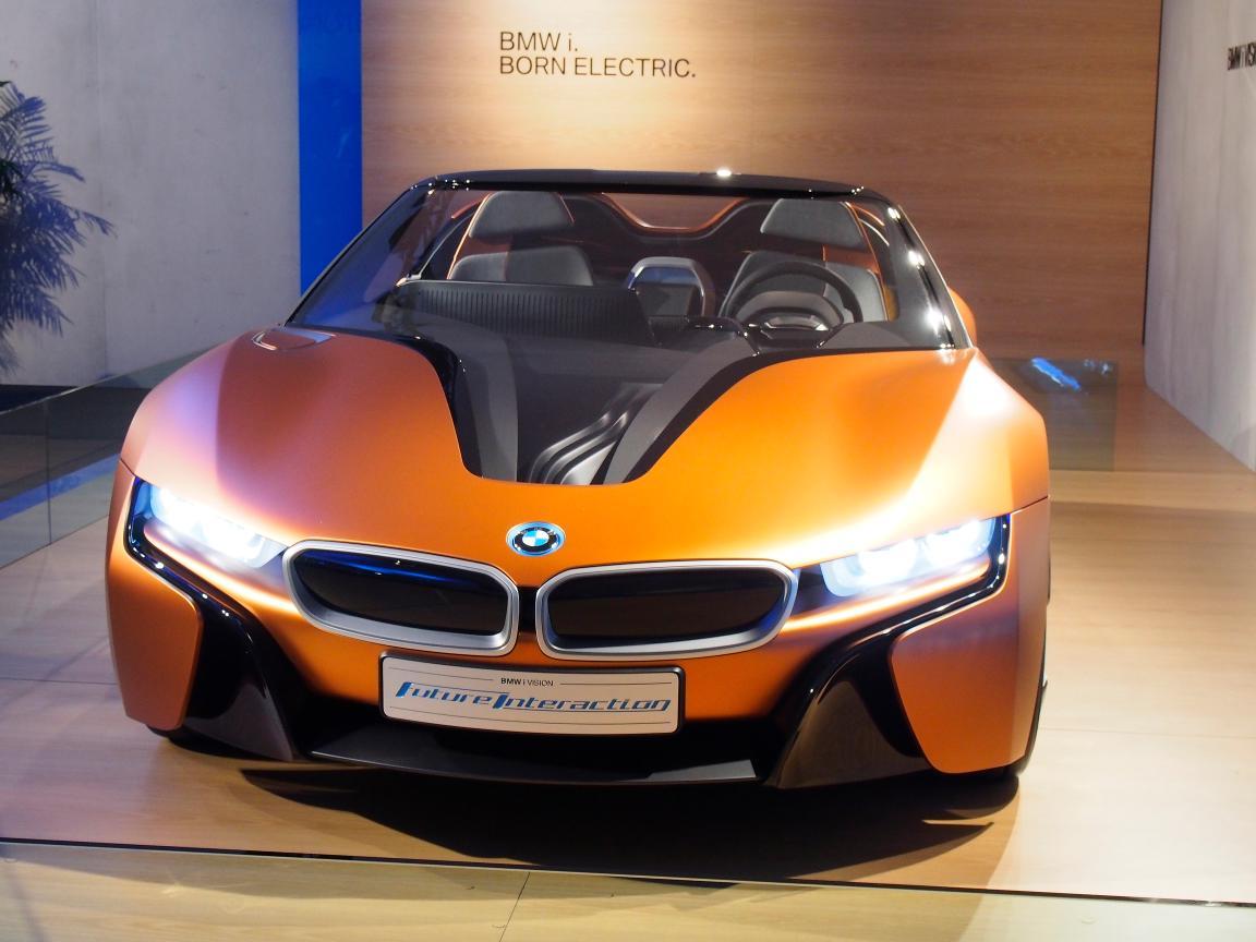 i Vision Future Interaction: prototipo a guida autonoma BMW