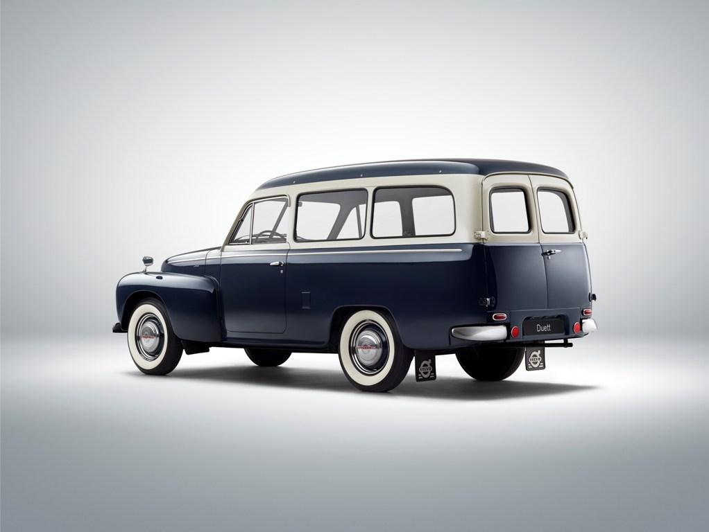 Nuova Volvo V90: storia delle station wagon, dalla Duett del 1953 ai giorni nostri