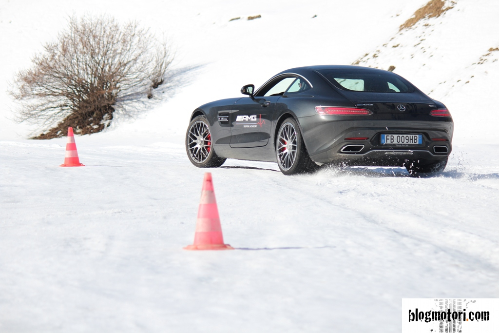 AMG Driving Academy: massime performance in sicurezza