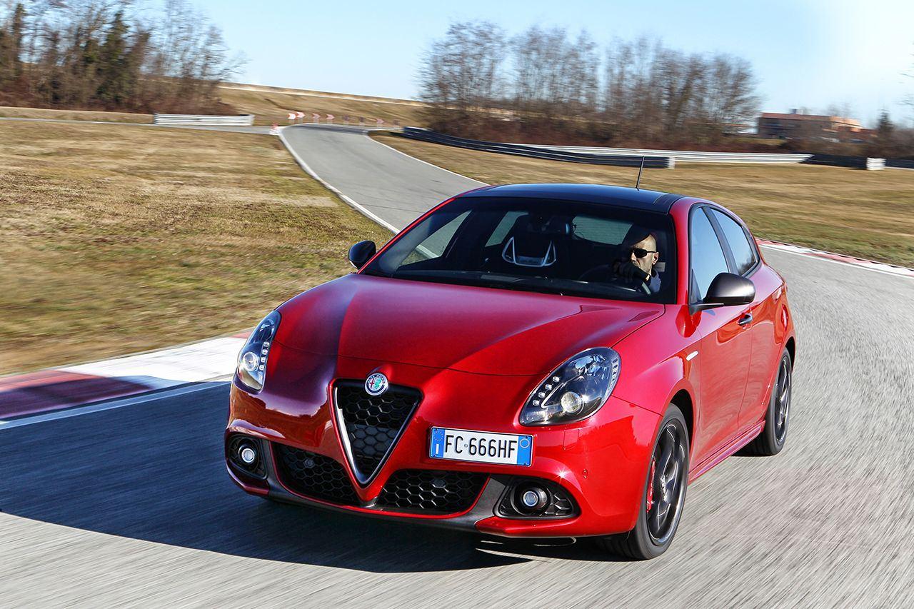 Giulietta MY2016: reveal al Museo Storico Alfa Romeo